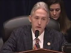 Trey Gowdy Fights Back Tears As He Shocks IRS Official With The Truth - YouTube... DEC 3 2016