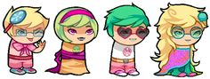sprite edits from the join.me!! thanks for coming guys :) trickster designs by jizzybro!