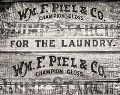 Rustic laundry room decor. Vintage wall art for the laundry room. #laundry #art #decor #forthelaundry