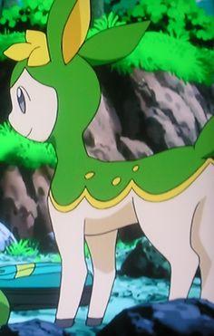 Deerling is too cute.