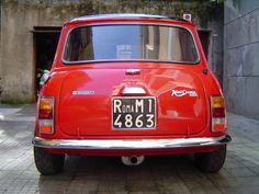 Innocenti Mini Cooper Mk III Mini Coopers, Classic Mini, Scooters, Minis, British, Italy, Trucks, Cars, Projects