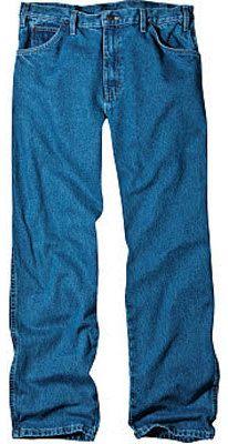 "Men's Dickies Relax Fit Jean 30"" Inseam Denim Shirt Men, Denim Shorts, Jeans, Men's Denim, Denim Outfit, Relax, Fitness, Clothes, Denim Jackets"