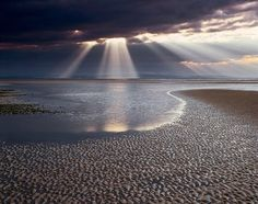 "foto de Most Awesome Web Photos ""Independance Day"" ~ Findhorn beach, Scotland By Ian Cameron Wonders Of The World, In This World, Beautiful World, Beautiful Places, Beautiful Beach, Amazing Places, Beautiful Pictures, Independance Day, Paraiso Natural"