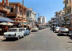 Cyprus - carte ( format 15 x 10 cm ) democracy street famagusta ( voiture auto ) Abandoned Buildings, Abandoned Places, Famagusta Cyprus, Places To Travel, Places To Visit, North Cyprus, Frozen In Time, Amazing Buildings, Hidden Treasures