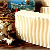 """Косметика ручной работы. Ярмарка Мастеров - ручная работа Мыло с нуля для стирки """"Морской бриз"""". Мыло отбеливающее. Handmade."""