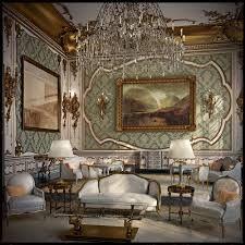 rococo style living room / salon w stylu rokoko Italian Furniture Design, French Furniture, Baroque Furniture, Decoration Baroque, Interior Exterior, Interior Design, Deco Baroque, Estilo Art Deco, Victorian Interiors
