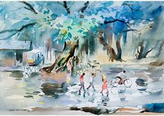best watercolor paintings - Google Search
