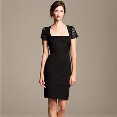 New Roland Mouret X Banana Republic Lace Dress