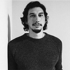 Adam Driver celebrity crush much?
