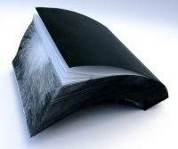 Leah Mackin - untitled (fore-edge, two), 2012