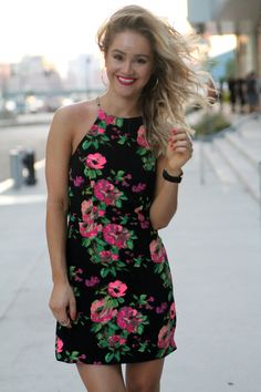 The Perfect Summer Dress   Fit Girls Dish