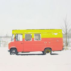 camion snow