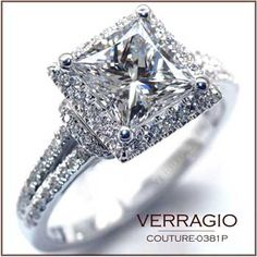 ......I would love it if my son would choose one of my old rings and having it re-set into one of these beautiful Verragio creations for his bride...Keeping the stones in our family!      @Verragio Engagement Rings and Wedding Bands