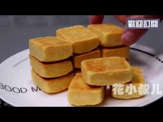 Kathrine Kwa Baking Tutorial Channel Homemade innovative recipe Bake with simple easy recipes yet fascinating & delicious desserts Create your own baking fan. Cereal Cookies, No Egg Cookies, Milk Cookies, Almond Cookies, White Chocolate Cookies, Chocolate Butter, Melon Cake, Layer Cheesecake, Steamed Cake