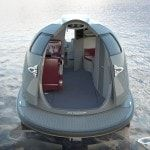 Luxury meets convenience with Jet Capsule's adorable water vessel. Just 7 Meters (23Ft) long and 3.50 Meters (13Ft) wide, this boat can be configured in 4 ways to suit the owners preference. Spec 'A' leaves you with a hollow interior to do with as you choose, while Spec 'B'(below) just adds two couches on each …