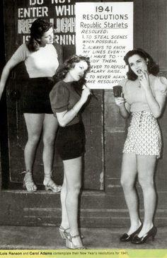 1941 resoulutions