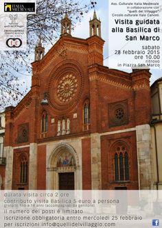 Italia Medievale: Visita guidata alla Basilica di San Marco a Milano...
