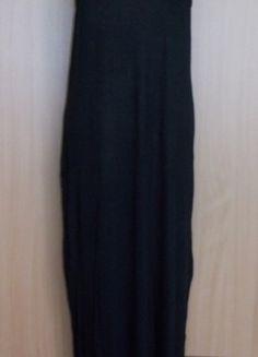 Kup mój przedmiot na #vintedpl http://www.vinted.pl/damska-odziez/dlugie-sukienki/9466499-sukienka-dluga-maxi-czarna-hm-38-40-oversize