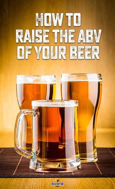 e8d4c477802 How to Increase Alcohol Content in Your Beer