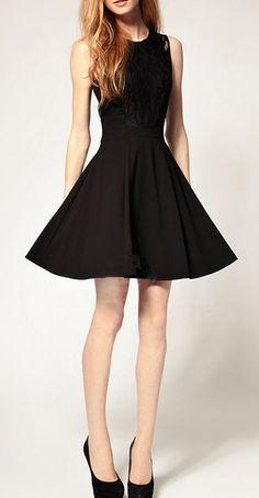 Ruffle Backless Ladylike Dress   dresslily.com