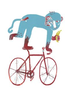 Max Grunfeld, beautiful fun illustrations