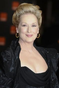 "Meryl Streep: ""I am fatter than any movie star you have ever met! But you know … I don't care!"""