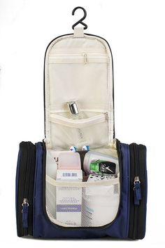 Hanging Toiletry Bag Insignia Mall Travel Cosmetic Organizer for Men Women  H   eBay 7d62298468