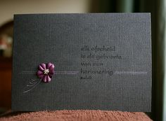 condoleance by elke verschooten, via Flickr