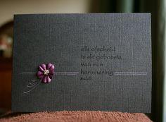 condoleance by elke verschooten, via Flickr