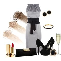 Cocktail Hour, created by mzcali4nia on Polyvore
