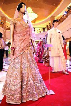 vikram phadnis | lehenga | fashion |