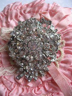 lovely brooch