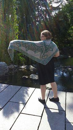 Ravelry: Celtic Sky Dragon pattern by Tania Richter