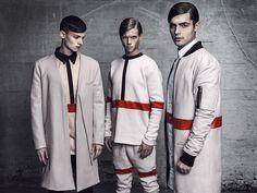 #Menswear #Trends 3.Paradis Spring Summer 2015 Primavera Verano #Tendencias #Moda Hombre    F.Y.