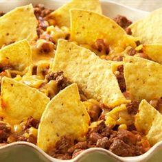 Taco Casserole | Organic Recipe Book