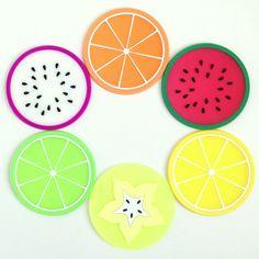 Unterlage Früchte rutschfest Shops, Tableware, First Aid, Handarbeit, Tutorials, Breien, Tents, Dinnerware, Tablewares