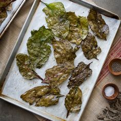 You've already made a batch of kale chips. Try these beet green chips next!