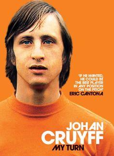 La autobiografía de Johan Cruyff, el 6 de octubre de 2016
