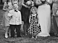 kids are the best to watch at weddings