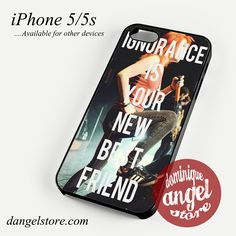 Paramore Quotes in Stage Phone case for iPhone 4/4s/5/5c/5s/6/6 plus