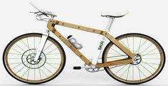 bici legno