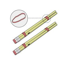 How to Build a Pencil Crossbow