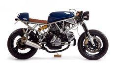 Racing Cafè: Ducati 750 SS by Maria Motorcycles