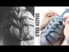 Have you heard of the dragon braid? Here are 6 braided styles you should see