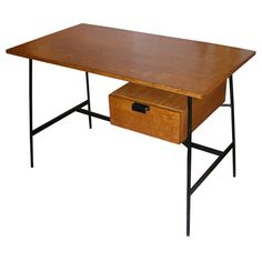 1950s Desk by Pierre Paulin