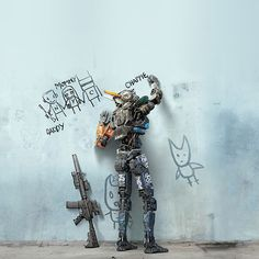 Get HD Wallpaper: http://ipapers.co/ak58-chappie-robot-art-film-poster/ ak58-chappie-robot-art-film-poster via http://iPapers.co - Wallpapers for all Apple
