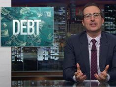 John Oliver buys and forgives $15 million in debt