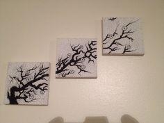 Blossom branch by C. Jagger