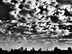 #eyeinthesky #milano #skyline #clouds
