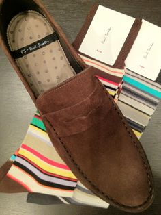 Paul Smith shoes and socks